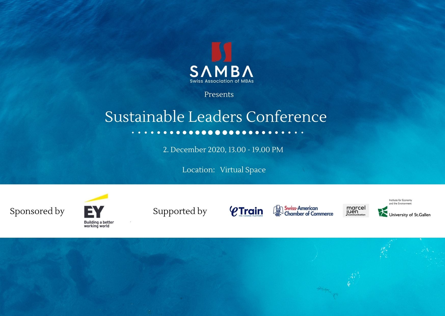 Sustainable Leaders Conference