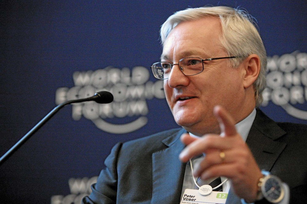 Peter Voser, Chairman & CEO, ABB