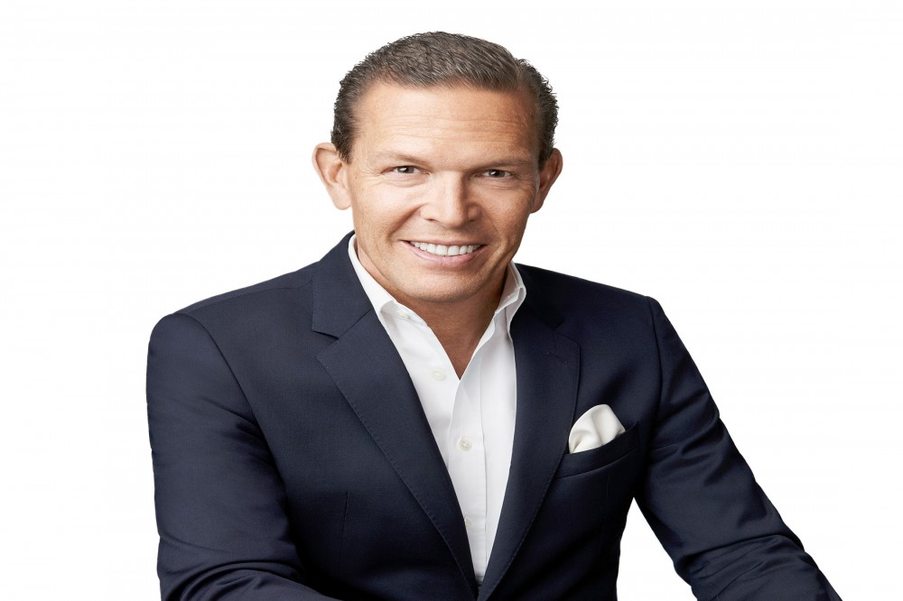 Daniel Grieder, CEO, Tommy Hilfiger