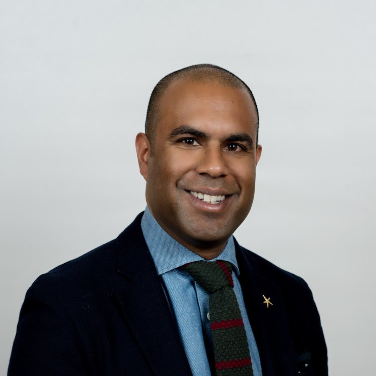 Mr. Ranjit de Sousa